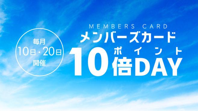 【毎月10日と20日】イトウの日【ポイント10倍】