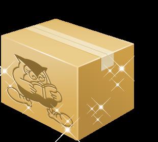 無料ダンボール箱のサイズ