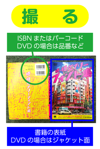 LINE査定_撮る